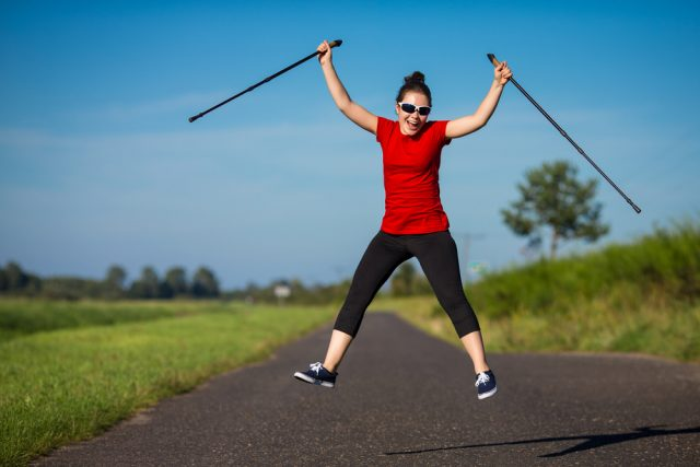 Nordic walking, benefici, tecnica e muscoli coinvolti
