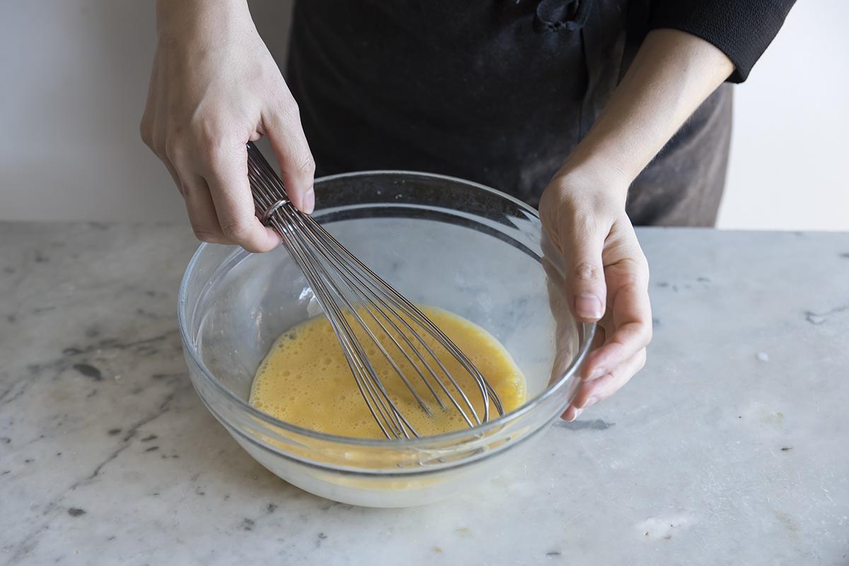 plumcake salato ai porri