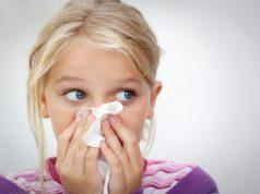 come prevenire e curare il raffreddore nei bambini