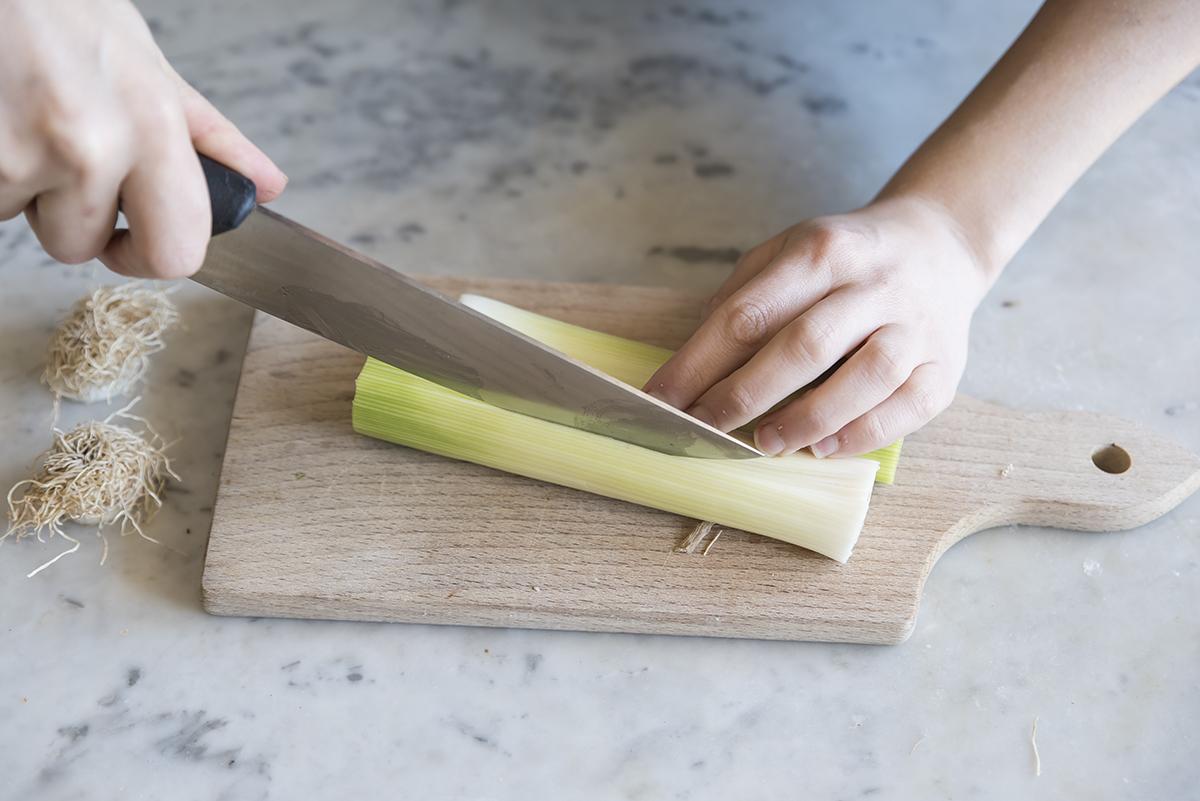 plumcake salato ai porri ricette