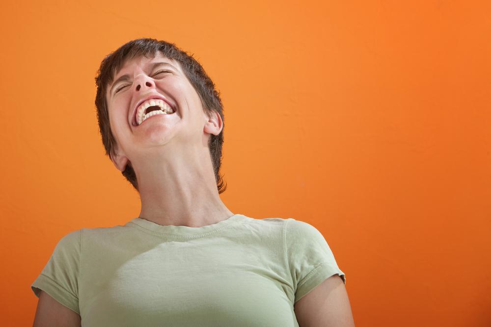 ridere ti fa respirare meglio