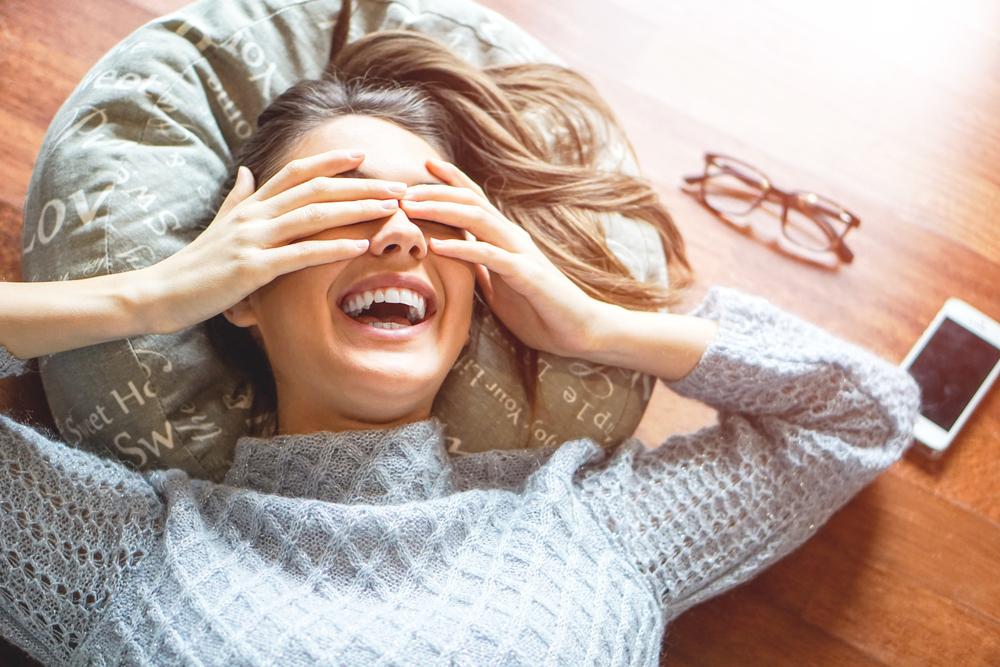 ridere ti fa dormire meglio