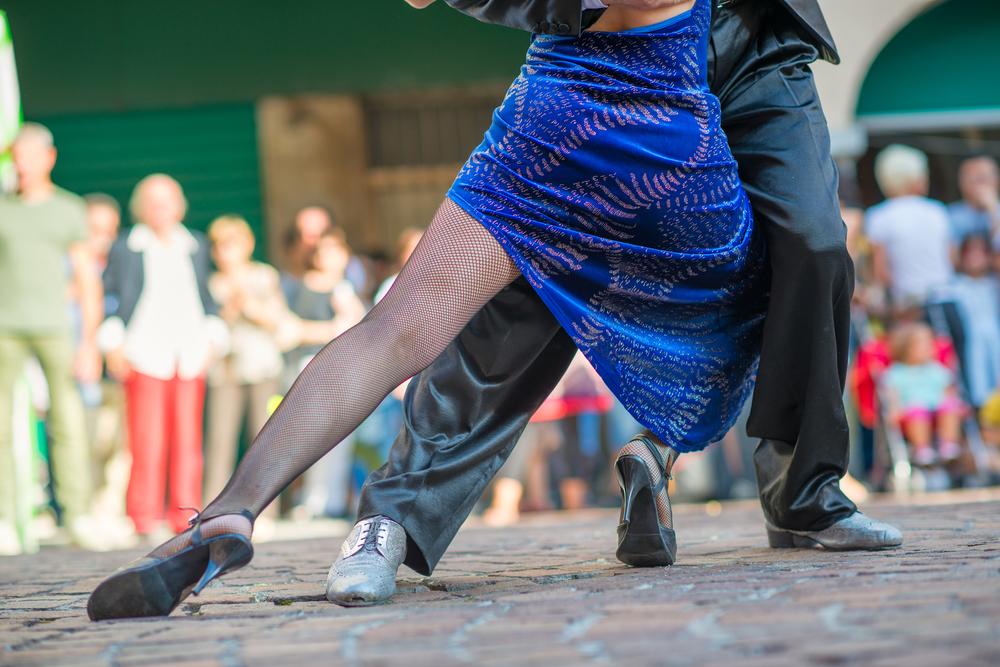 sport da praticare col partner: tango