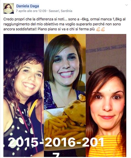 #changeface Daniela