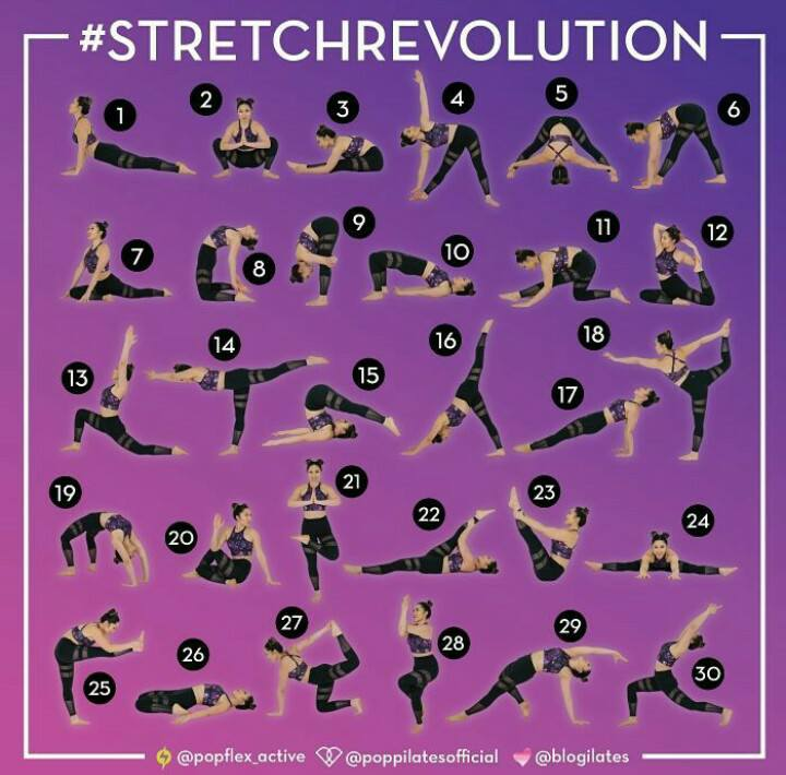 #stretchrevolution