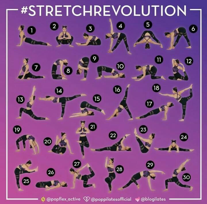 #stretchrevolution