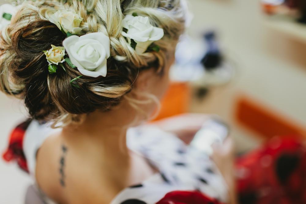 acconciatura sposa 2017: le proposte di Pinterest