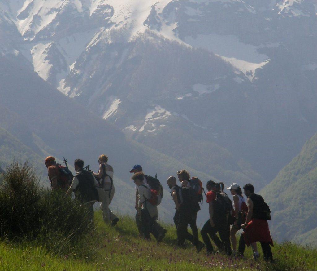 Sport da fare all'aria aperta: escursioni