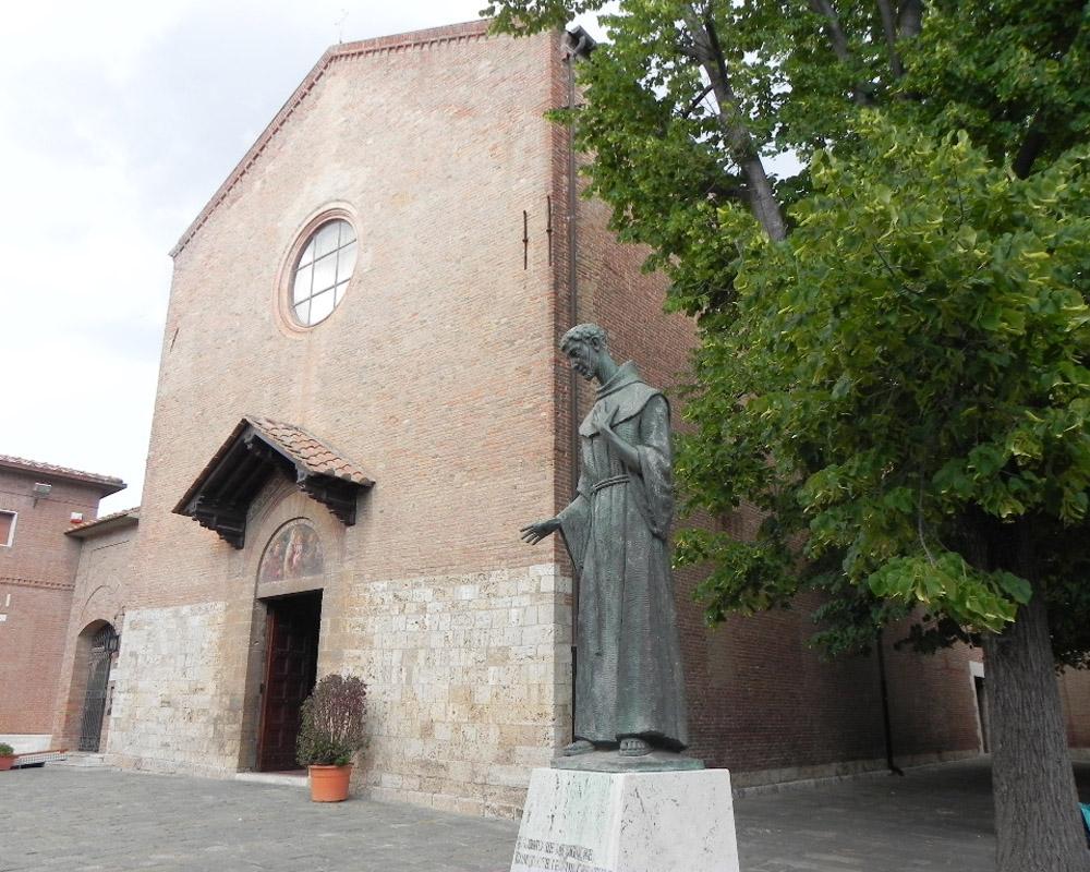 La Chiesa di san Francesco a Grosseto