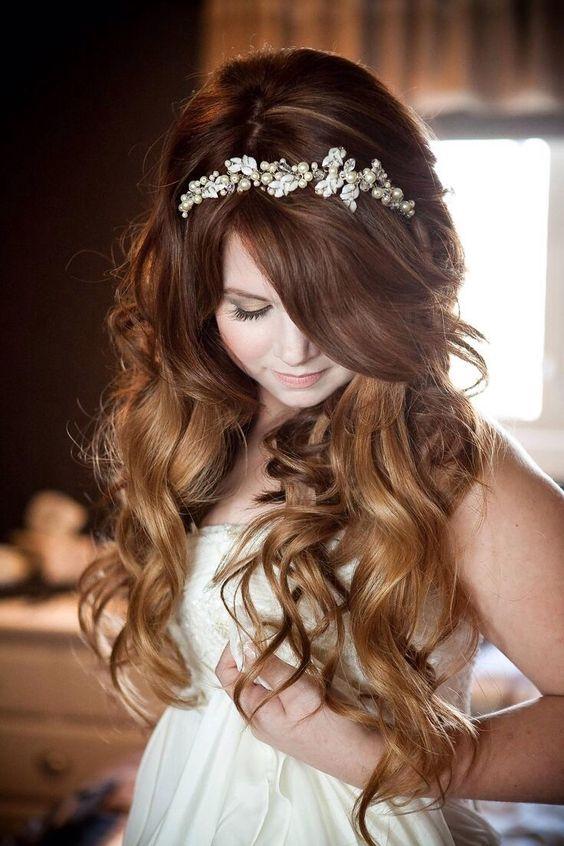 acconciatura hair band