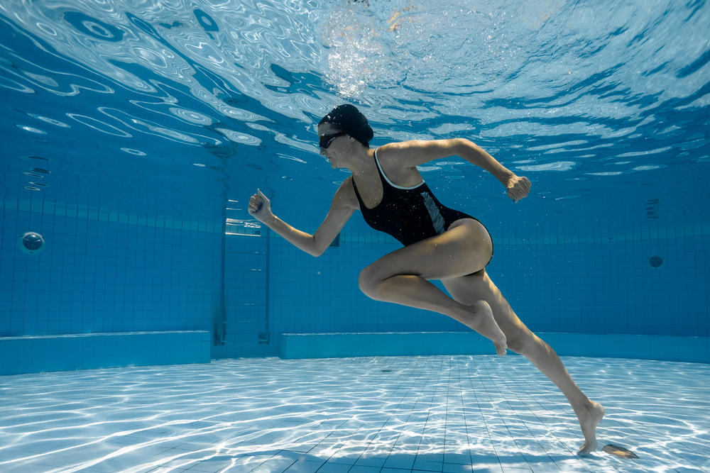 praticare sport acquatici per combattere stress