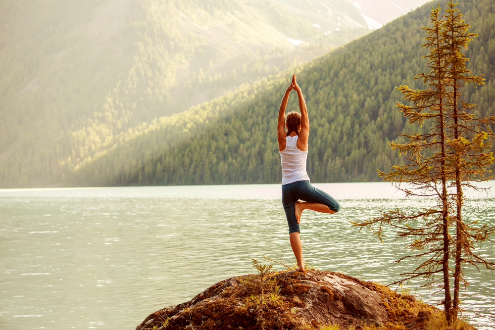 praticare sport meditativi per combattere stress