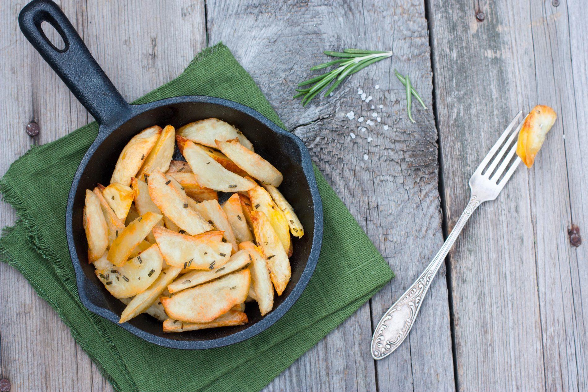 12 ricette con patate light e gustose