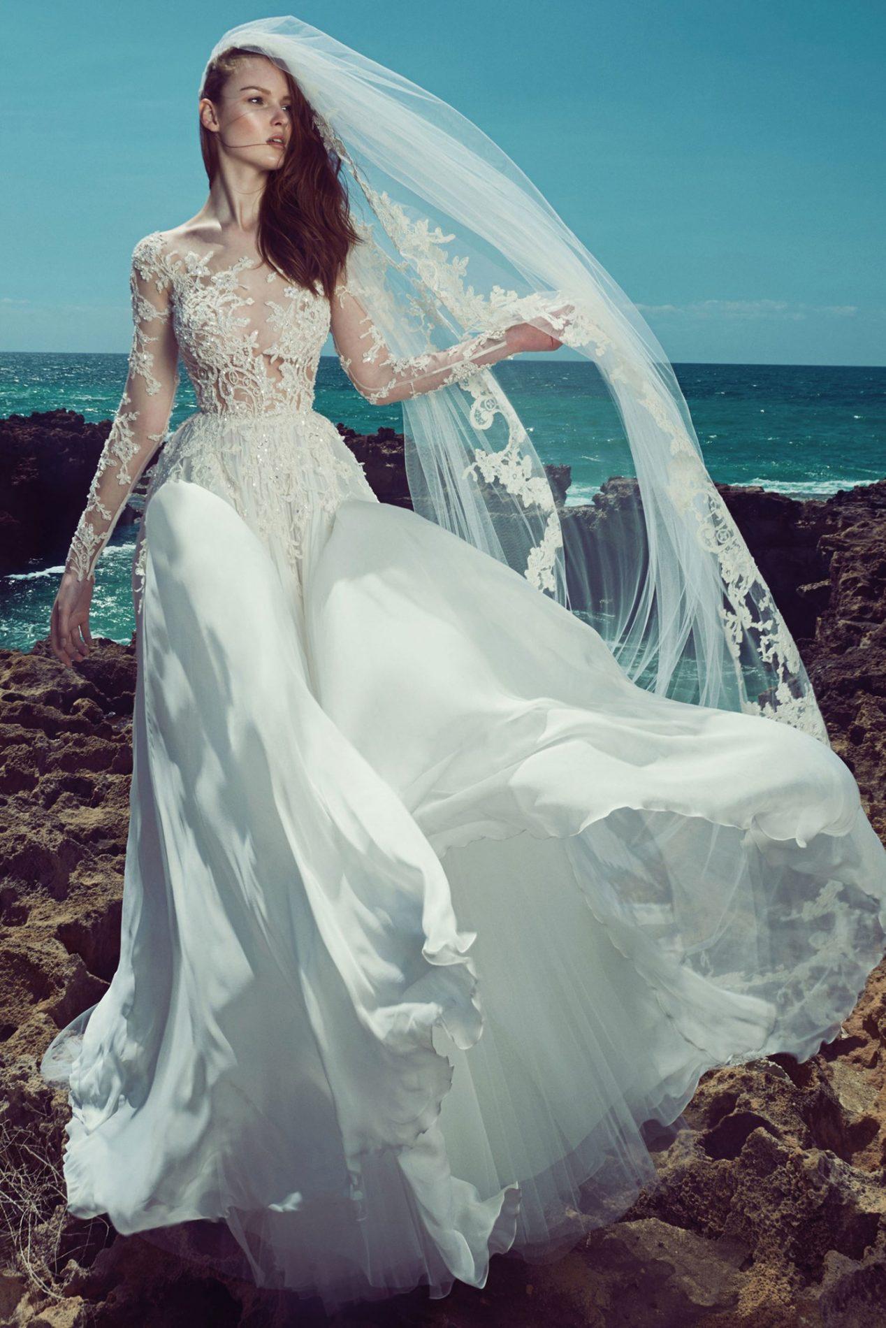 tendenze vestito da sposa principessa Zuhair Murad