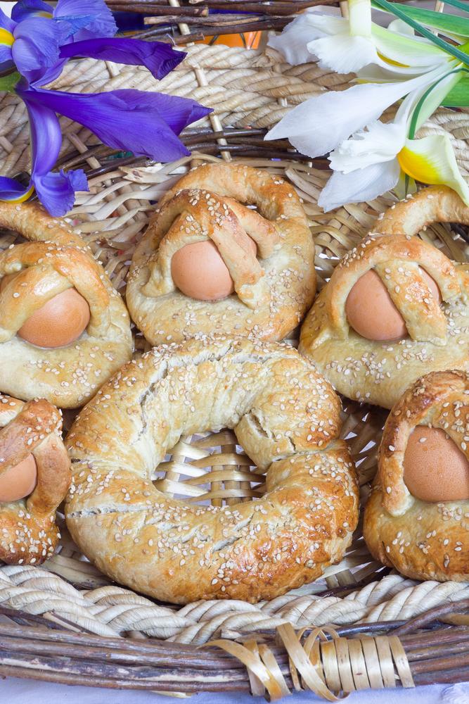 uova: ricetta cuddurre pasquali