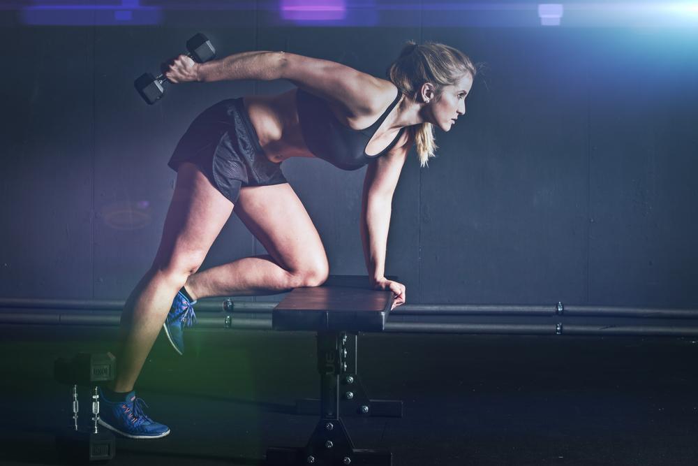 esercizi per le braccia: allenamento braccia