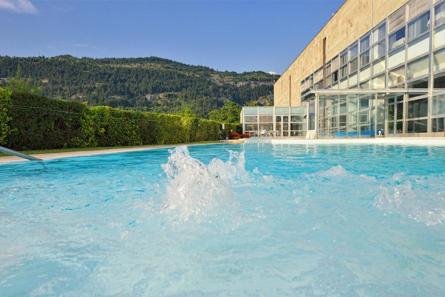 Benefici delle terme: hotel La Reserve di Caramanico