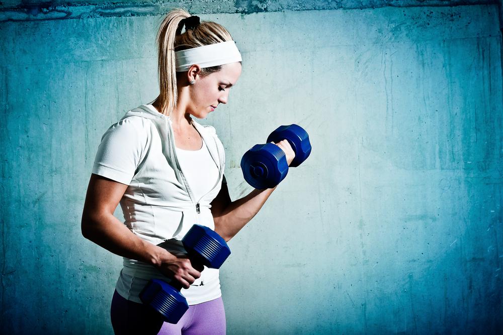 esercizi per le braccia: come rassodare le braccia