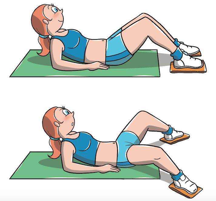 esercizi interno coscia: come rimodellarlo