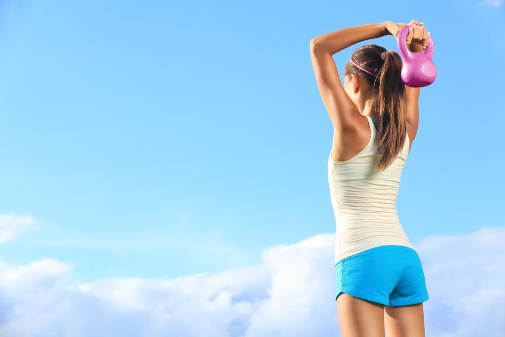 esercizi per le braccia: esercizi tricipite