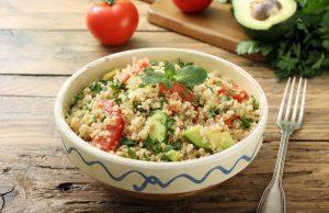 insalate di cereali: 8 ricette light