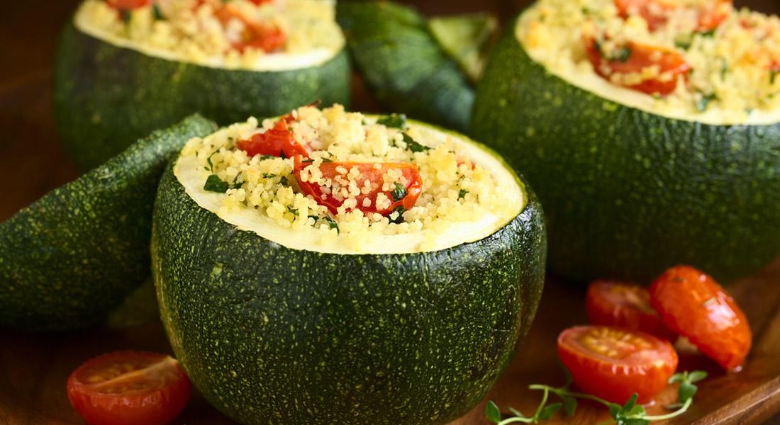Ricetta cous cous con verdure