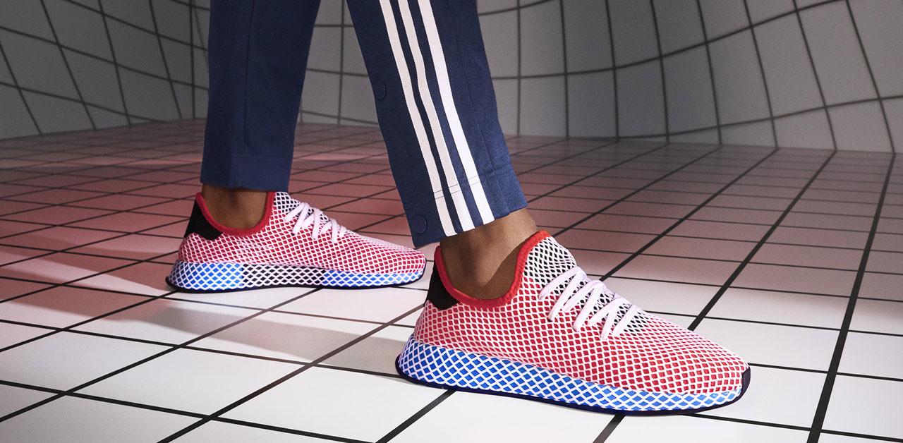 sneakers 2018: modello adidas rete