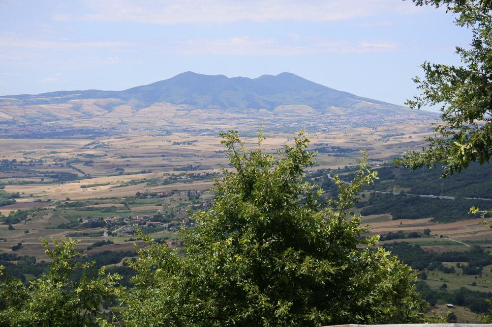 Basilicata Monte Vulture