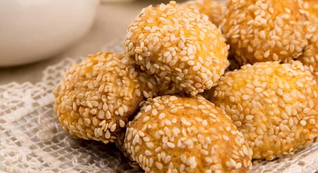 ricette biscotti di natale:I biscotti al sesamo