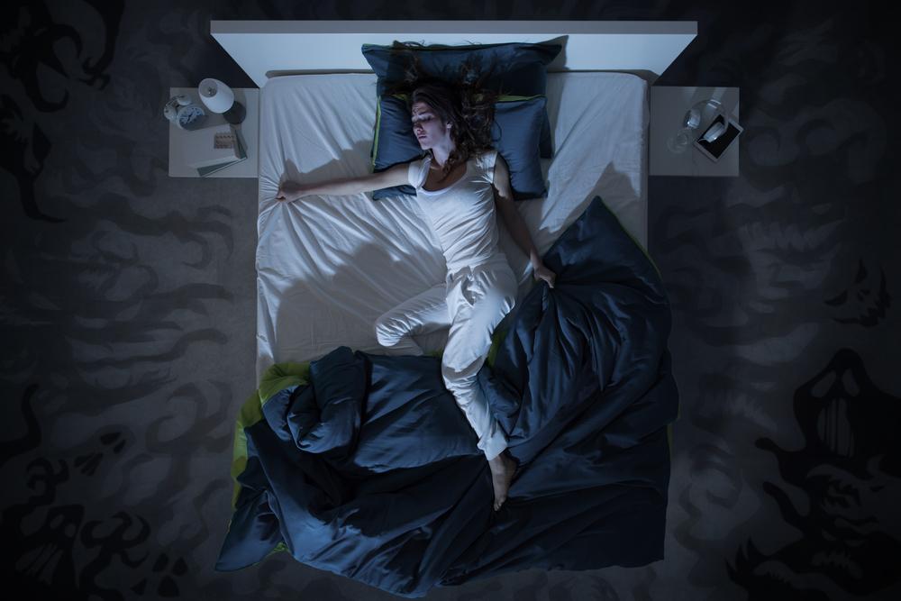 dormire bene: importanza della camera da letto
