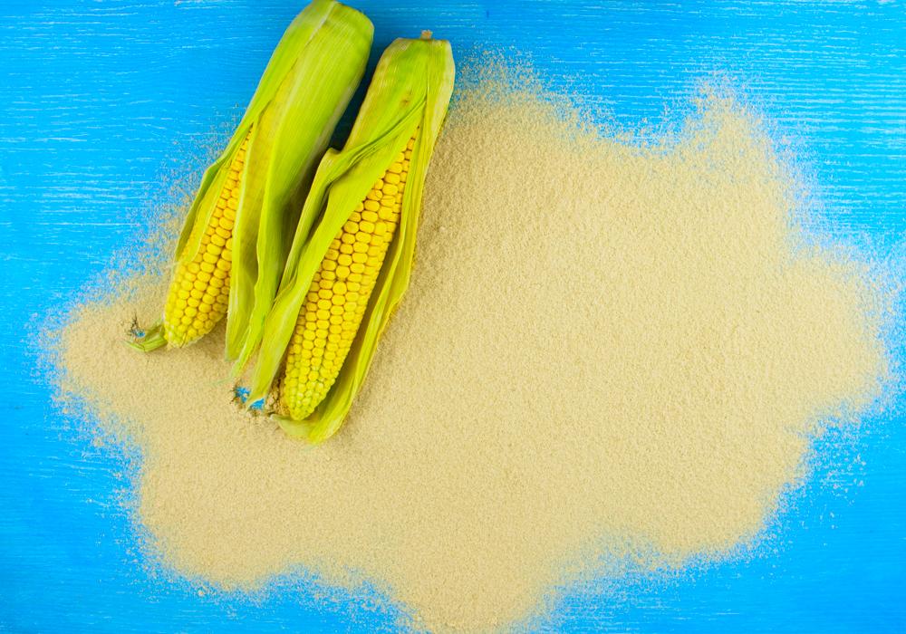La farina di mais: un alimento fondamentale nella cucina del celiaco.