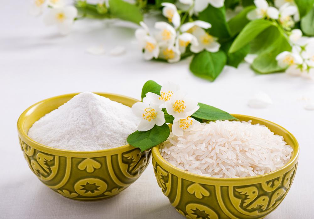 Come abbinare i vari tipi di farina di riso alle ricette giuste.