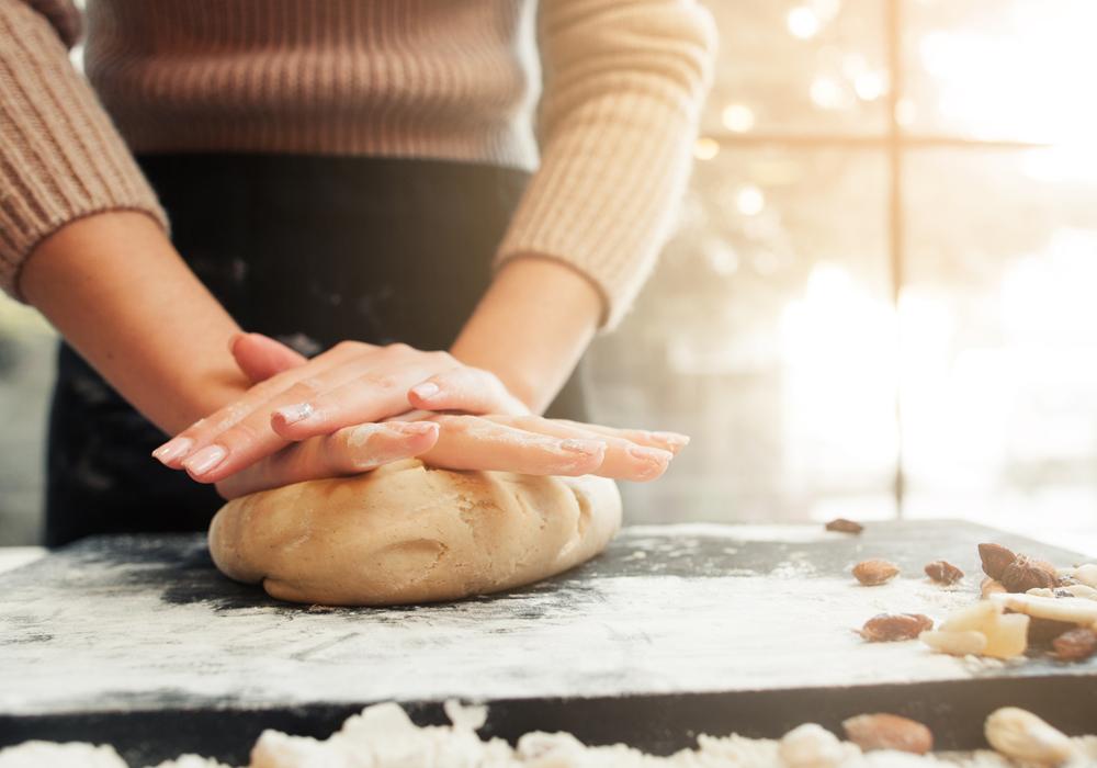 Come preparare in casa gli impasti senza glutine.