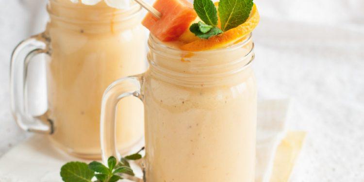 smoothie ai frutti tropicali: la ricetta