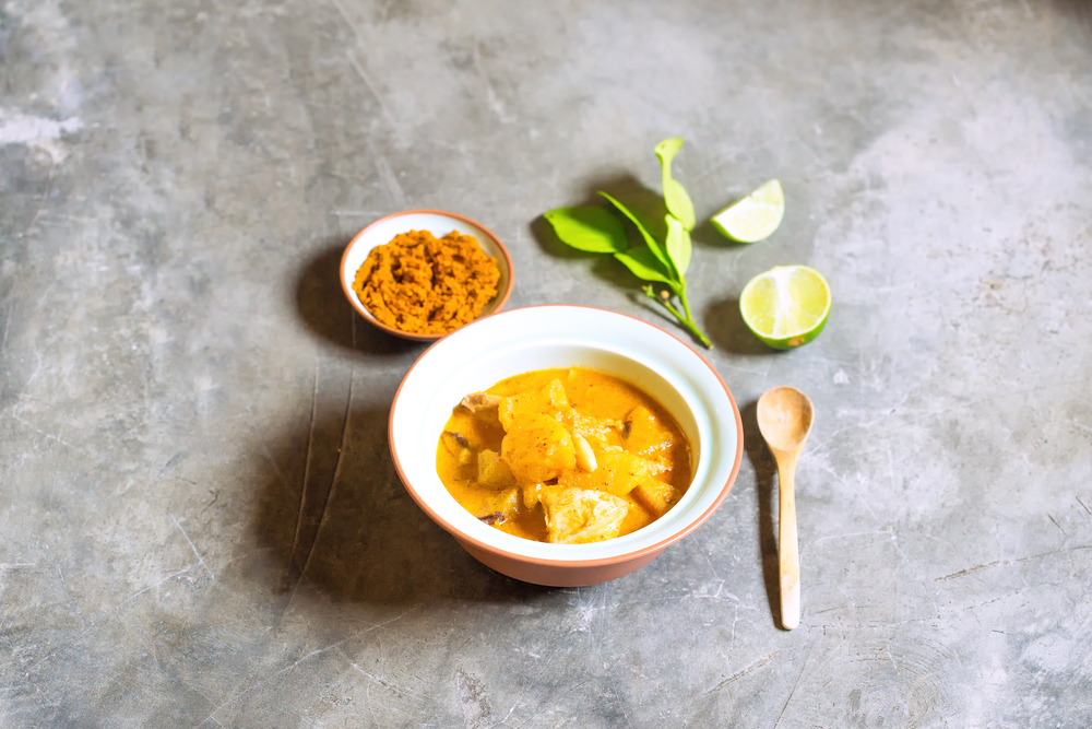 spezie brucia-grassi: curry