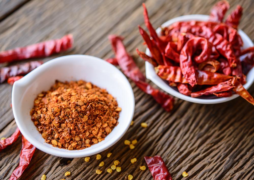 spezie brucia-grassi: peproncino