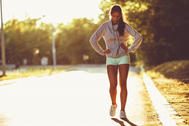 sport quando fa caldo: attenzione ai sintomi