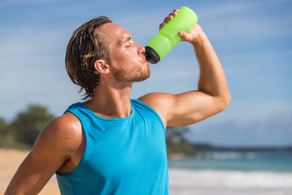sport quando fa caldo: consigli per star bene