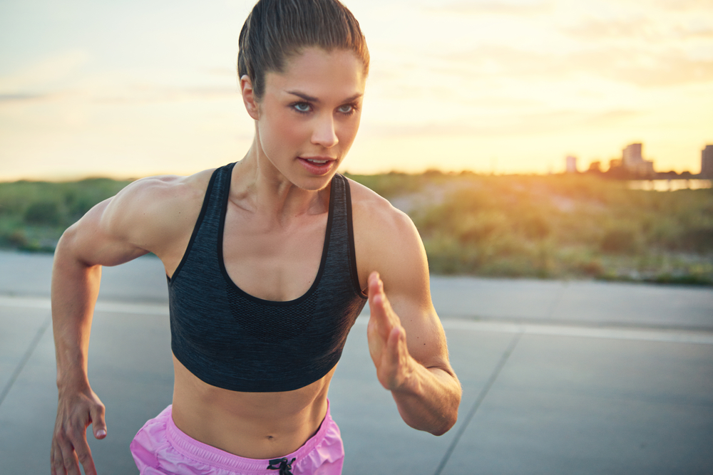 fare sport quando fa caldo: non puntare troppo in alto