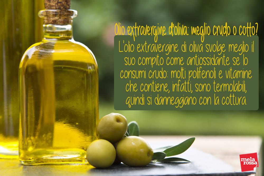 olio extravergine d'oliva, le proprietà