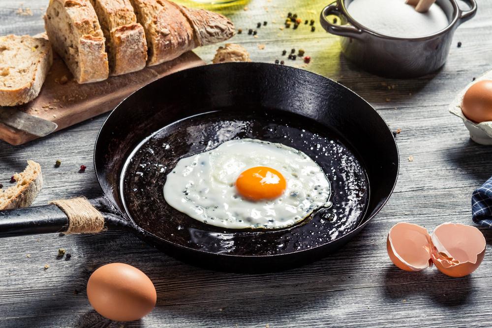 Quante uova mangiare alla settimana melarossa - Cucinare le uova ...
