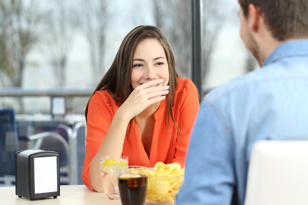 Sintomi di disidratazione: alito cattivo