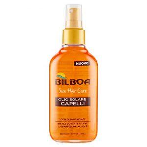 Protezione Solare capelli Olii