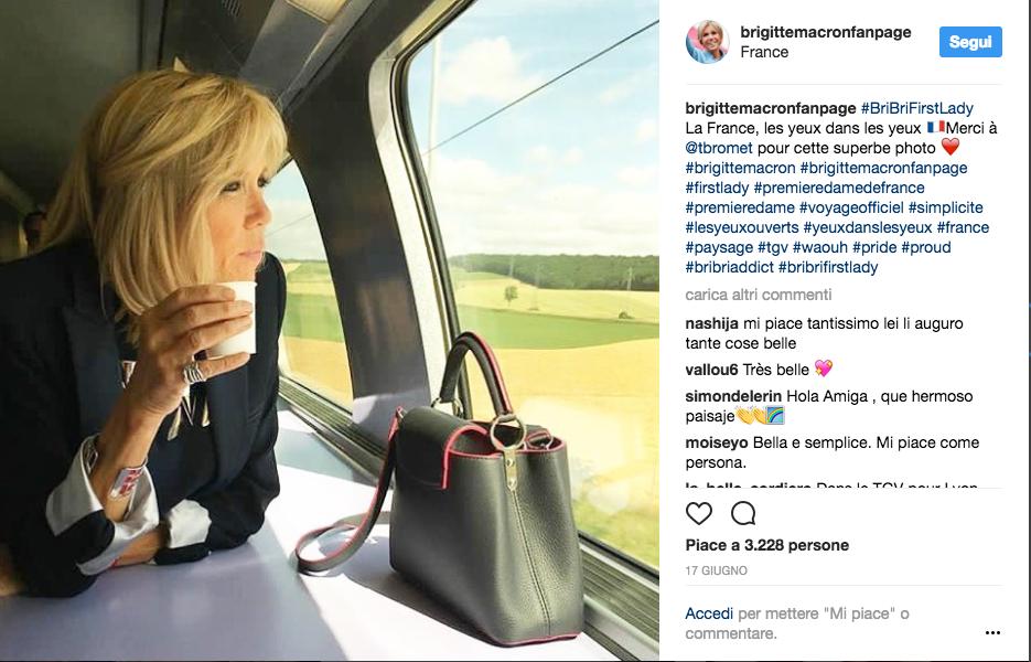 Brigitte Macron dieta per tenersi in forma