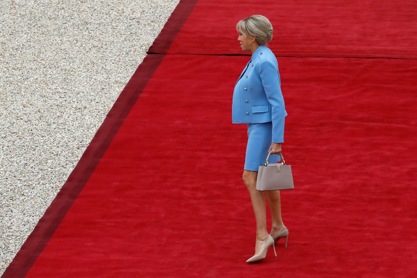 Brigitte Macron; i suoi segreti per rimanere in forma