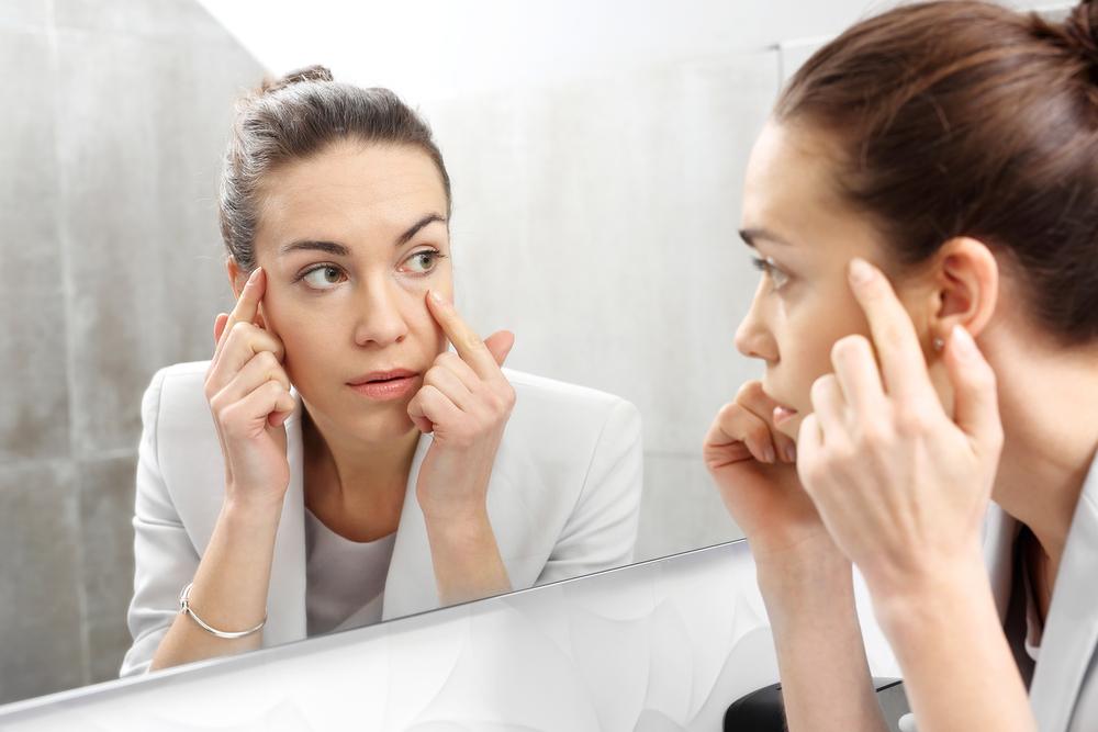 Sintomi di disidratazione: pelle poco elastica