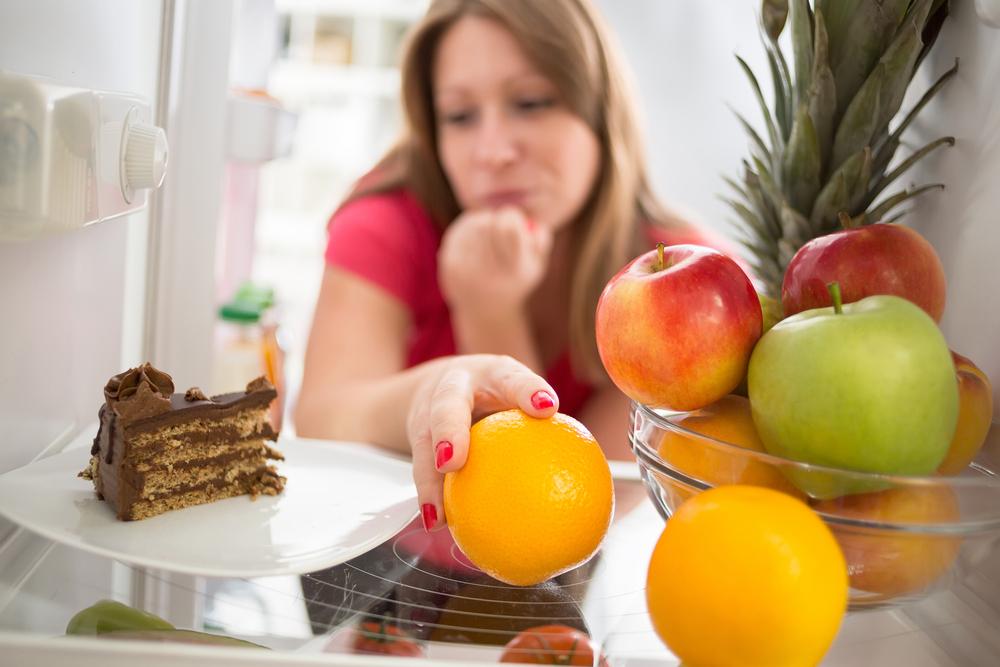 Sintomi di disidratazione: voglia di dolci