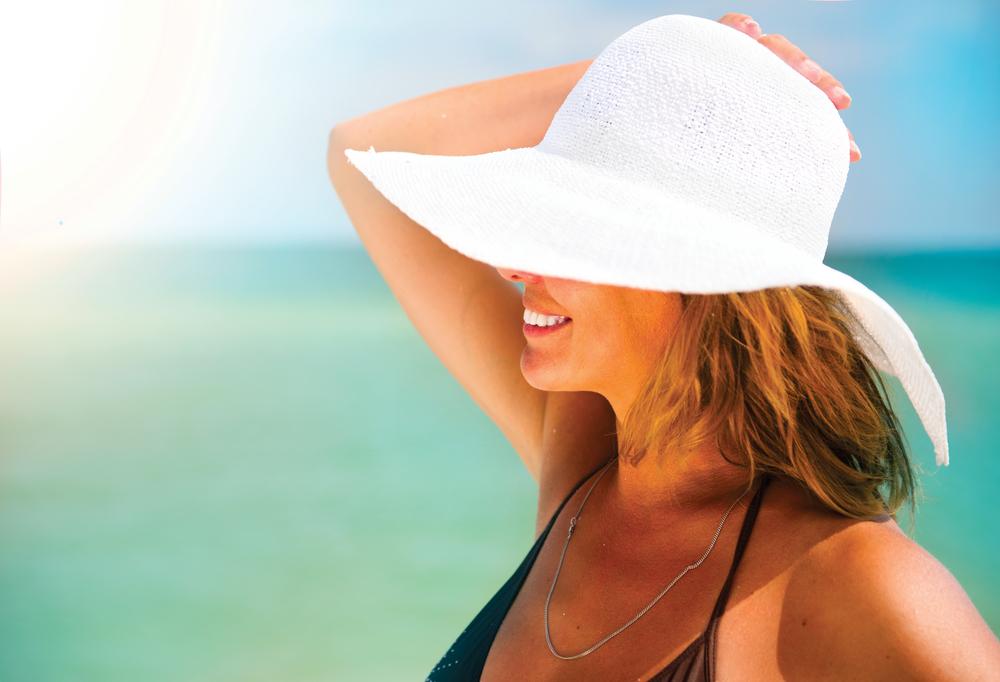 Falsi miti sull'abbronzatura: acne
