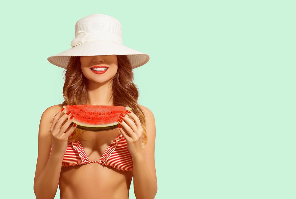 Falsi miti sull'abbronzatura: alimentazione non conta