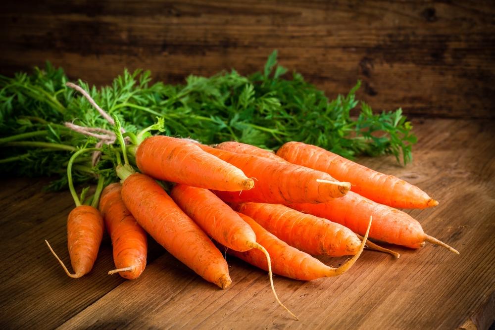 carotenoidi, le proprietà benefiche delle carote